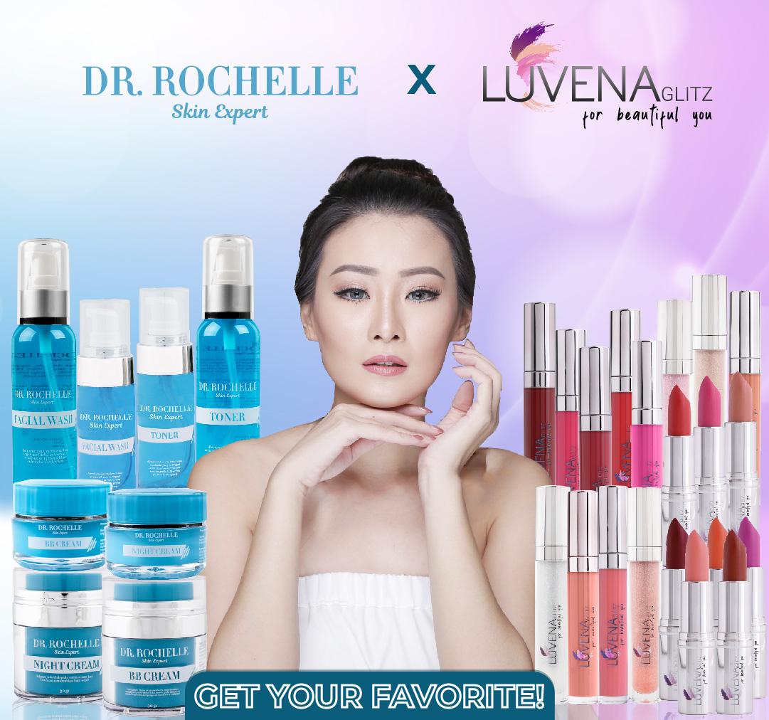 Dr. Rochelle x Luvena